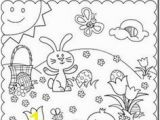 Egg Hunt Coloring Pages Free Easter Egg Shapes Worksheet & Coloring Page