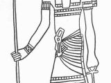Egyptian Gods and Goddesses Coloring Pages Egypt God Anubis Protector Of the Dead and Embalming