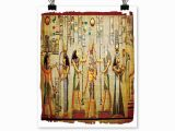 Egyptian themed Wall Murals Amazon Wall Decor Papyrus Old Natural Paper From Egypt