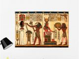 Egyptian themed Wall Murals Egyptian Papyrus with Antique Wall Mural – Wallmonkeys