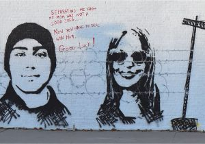El Paso Mural Wall Parents Of Parkland Victim Planned to Unveil A Mural In El