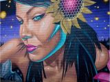 El Paso Mural Wall Pin On Street Art