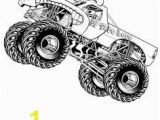 El toro Loco Monster Truck Coloring Page Design Your Own Monster Truck Color Pages