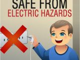 Electrical Safety Coloring Pages Electrical Safety for Kids Rules and Teaching Tips