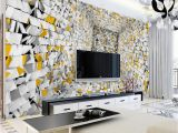 Electronic Wall Murals Custom 3d Wall Murals Background Abstract Box Cut Paper Background