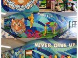 Elementary School Wall Murals Elementary School Murals — Joe Pimentel