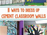 Elementary School Wall Murals How Teachers Can Conquer their Cement Classroom Walls