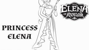 Elena Of Avalor Coloring Pages Free Disney Printing Coloring Pages Beautiful Disneys Elena Avalor