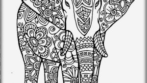 Elephant Mandala Coloring Pages Printable Free Mandala Coloring Pages Animals Stunning Elephant Mandala