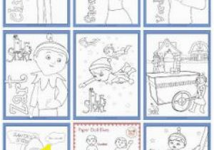 Elf On A Shelf Coloring Pages Free 372 Best Elf On the Shelf Images On Pinterest In 2018