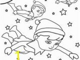 Elf On A Shelf Coloring Pages Free 84 Best Elfs Images On Pinterest