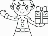 Elf On the Shelf Coloring Pages Collection Elf the Shelf Coloring Pages Plete