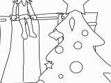 Elf On the Shelf Coloring Pages Free Elf the Shelf Coloring Pages Printable – Coloring