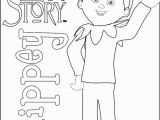 Elf On the Shelf Coloring Pages Girl 1555 Shelf Free Clipart 5
