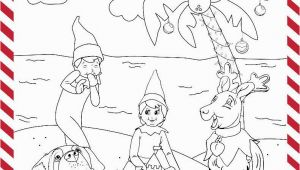 Elf On the Shelf Pets Coloring Pages Scout Elf Craft Corner Diy Scout Elf Halloween Costume