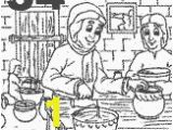 Elisha and the Widow S Oil Coloring Page Creative Streams Bible Coloring Pages for Kids