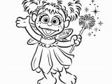 Elmo and Abby Coloring Pages Abby Cadabby Alida S 2nd Birthday Pinterest