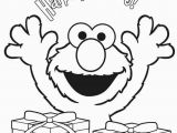 Elmo Head Coloring Page 1288 Elmo Free Clipart 5
