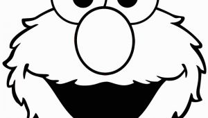 Elmo Head Coloring Page Fancy Header3]like This Cute Coloring Book Page Check Out