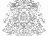 Enchanted forest Coloring Pages Pdf forest Coloring Pages Coloring Pages