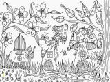 Enchanted forest Coloring Pages Pdf Garden Coloring Pages Awesome Beautiful Enchanted forest Coloring