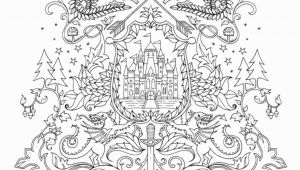 Enchanted forest Johanna Basford Coloring Pages Jungle Book Enchanted forest Johanna Basford Coloring
