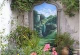 English Garden Mural 135 Best Garden Mural Images