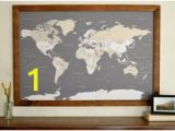 Environmental Graphics Giant World Map Wall Mural Dry Erase Surface 24 Best Wall Murals Images