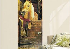 Equestrian Wall Mural Dreamy Pony Huge Wall Mural Poster Print Wallpaper Mural
