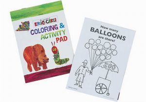 Eric Carle Coloring Pages the World Of Eric Carle™ Coloring & Activity Books