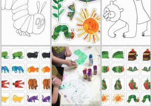Eric Carle Coloring Pages Very Hungry Caterpillar Coloring Pages Free Download 28 Eric Carle