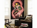 Etched Arcadia Wall Mural 48×72 Kevin Lau Iron Fist No 1 Cover Iron Fist Huge Wall