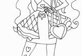 Ever after High Coloring Pages Lizzie Hearts Desenho De Lizzie Hearts Para Colorir Tudodesenhos