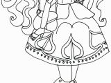 Ever after High Coloring Pages Lizzie Hearts Ever after High Coloring Pages 35