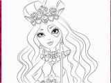 Ever after High Coloring Pages Lizzie Hearts Lizzie Hearts Coloring Page