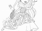 Ever after High Coloring Pages Lizzie Hearts Related Image