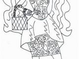 Ever after High Coloring Pages Lizzie Hearts Spring Unsprung Lizzie Hearts Ever after High Coloring