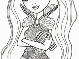 Ever after High Coloring Pages Raven Free Printable Ever after High Coloring Pages Raven Queen