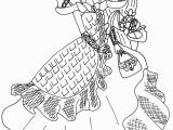 Ever after High Coloring Pages Raven Raven Queen Coloring Page