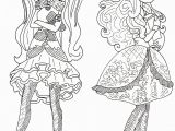 Ever after High Coloring Pages to Print Free Printable Ever after High Coloring Pages June 2013