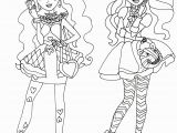 Ever after High Coloring Pages to Print Free Printable Ever after High Coloring Pages October 2015