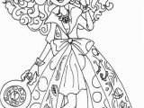 Ever after High Lizzie Hearts Coloring Pages Free Printable Ever after High Coloring Pages Madeline Hatter Way