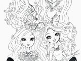 Ever after High Madeline Hatter Coloring Pages Ever after High Madeline Hatter Coloring Pages at