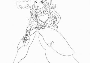Ever after High Thronecoming Coloring Pages Apple White Throne Ing Coloring Page