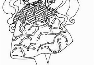 Ever after High Thronecoming Coloring Pages Briar Beauty Throne Ing Ever after High Coloring Pages