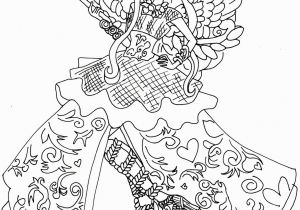 Ever after High Thronecoming Coloring Pages Free Printable Ever after High Coloring Pages C A Cupid