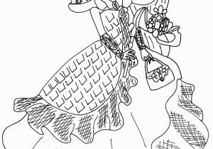 Ever after High Thronecoming Coloring Pages Raven Queen Coloring Page