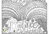 Everything Etsy Coloring Pages Balance Coloring Page