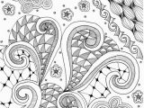 Everything Etsy Coloring Pages Coloring Page Printable Abstract Random Instant Digital