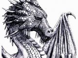 Evil Dragon Coloring Pages for Adults Evil Dragon Coloring Pages for Adults